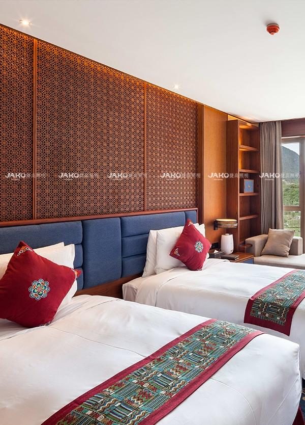 西藏林芝汀樾酒店-房间
