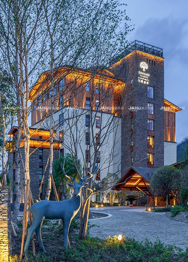 西藏林芝汀樾酒店