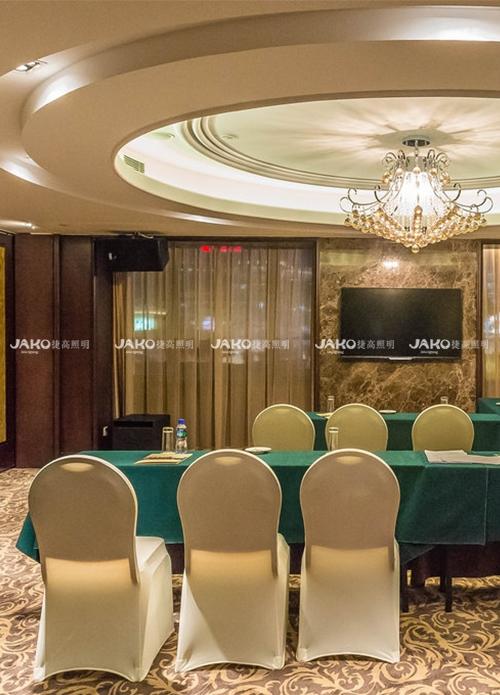 上海浦东长荣酒店-VIP包厢