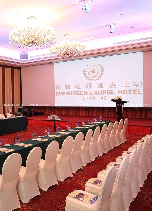 上海浦东长荣酒店-宴会厅
