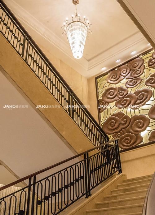 上海浦东长荣酒店-楼梯