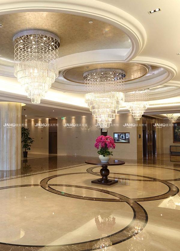 浦东长乐酒店-大厅